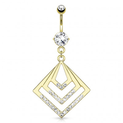 Piercing - Luxury Gold Pika